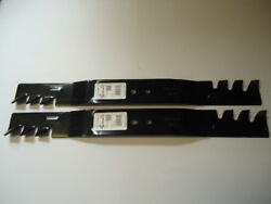 2 Pack Copperhead Mulching Blades For Toro 22 Recycler 108-9764-03 131-4547-03