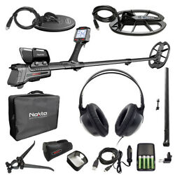 Nokta Makro Impact Pro Pack Metal Detector With Waterproof Dd 11x7and039and039 Search Coil