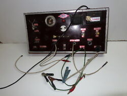 Ferve Checks Electrical Box Of Motorcycles Is Original Ferve 50-60 Years Very Ni