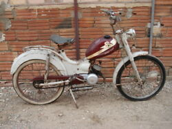 Ossa 50 D Motopedal Of 1964-1965 Moto Ossa 50 Motopedal Used To Restore Is Or