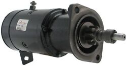 New Usa Starter For Willys Jeep 41-52 6 Volt Mz4113 Mz4199 91-06-1852 44-9808