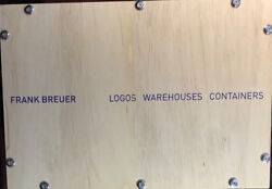 Logos Warehouses Containers By Frank Breuer Deluxe Limited Edition 3 Prints