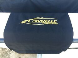 Caravelle Power Boat Embroidered Boat Gunwale Boarding Mat 24x36