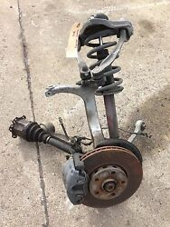 Audi B6 A4 Front Right Passenger Spindle Knuckle Axle Hub Strut Shock Spring Arm