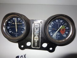 Ducati Speedometer Counter And Spend 160 Kh Box 29