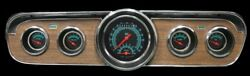 Classic Instruments Mustang 65 66 Guage Cluster New Gs Speedo Tach Mu65gs35