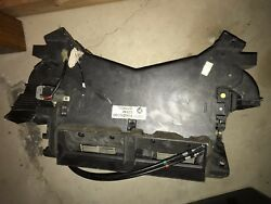 Bmw E28 Heater/air Conditioning Unit Motor Assembly 1986 Parts 1 377 951 Behr