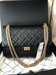 BNIB 100% Authentic Chanel Reissuse size 226