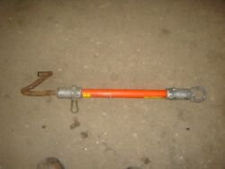 Hubbell A.b. Chance H4722 Spiral Link Stick In Great Condition