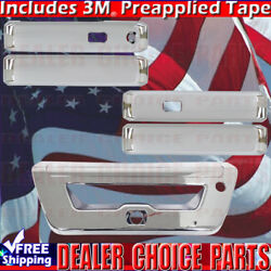 2015-2017 F150 Ford Chrome Covers Lariat Platinum King Ranch Raptor See Notes
