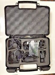 Tactical Ear Gadgets Chameleon Tactical Kit for Motorola XTS Two Way Radio Used