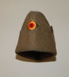 Germany Fold Up Wool Military Hat R17040