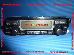 Toyota 4Runner 4 Runner Limited Climate Control Heat AC REPAIR 99 00 01 02