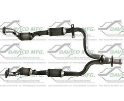 Brand New Y Pipe Converter Made In Usa For Ford Mustang 3.8l 1999-2004 3.9l 2004