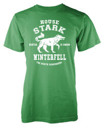 Game Of Thrones Inspired Winter Is Coming Winterfell Stark Wolf Kids T Shirt