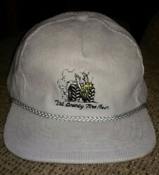 New TRI COUNTY TIRE farmer tractor john deere Snapback Trucker Baseball Cap Hat $19.99