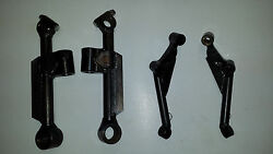 Fatman Fabracation 1949 - 1954 Chevy Dropped Uprights And Steering Arms