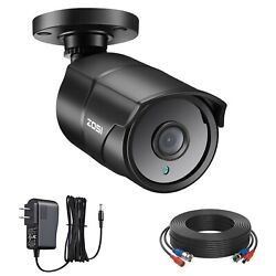 Zos 1080p 4-in-1 80ft Ir Distance Outdoor Home Bullet Cctv Tvi Security Camera