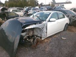 Front Door INFINITI G37 Left 09 10 11 12 13 WHITE CODE=QAA000