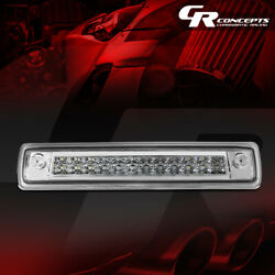 Dual Rows Led 3rd Third Tail Brake Light Cargo Lamp For 15-18 Colorado/canyon