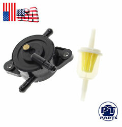 Fuel Pump Filter For John Deere Miu12470 Wh52a Whp52a Wh61a Whp61a Wh48a Whp48a