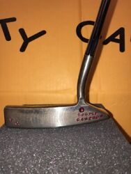 Scotty Cameron Personal Putter Studio Design Tour Only With Personal Letter RARE