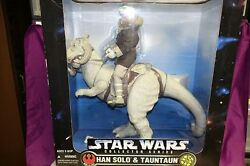 Star Wars Collector Series Hansolo And Tauntaun Figure From Japan