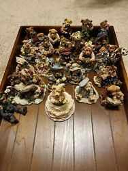Adorable Boyds Bears And Friends Set 26 Pieces