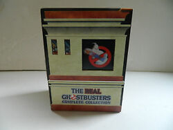 The Real Ghostbusters The Complete Dvd Collection - 25 Disc Set Rare Steelbooks