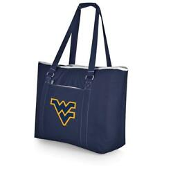 West Virginia Mountaineers Large Insulated Beach Bag Cooler Tote