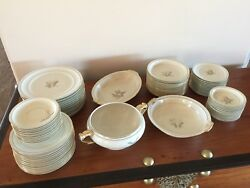 Harmony House Meito Edward Gold Occupied Japan China And Dinnerware