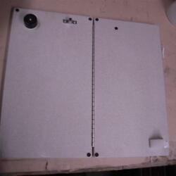 Under The Stove Folding Cover, It Came Off A 1999 Cobalt 293 Boat