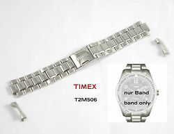 Timex Replacement Band T2m506 Sl Series Perpetual Calendar Spare - T2m505 T2m507