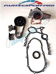 1976 Toyota Corolla Timing Chain Kit And Water Pump Made In Japan 1.6lt