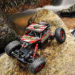 RC Car Remote Control Off-Road Rock Crawler Monster Racing Truck Vehicle Toy
