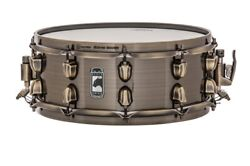 Mapex Black Panther Brass Cat Snare Drum 5x14 - Video Demo