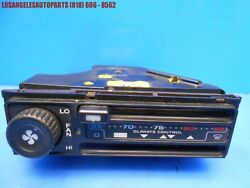 83.5-90 PORSCHE 928 AC AC CLIMATE AIR CONDITIONING CONTROL HEAD UNIT SWITCH OE