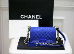 AUTHENTIC CHANEL LIMITED EDITION PATENT LEATHER