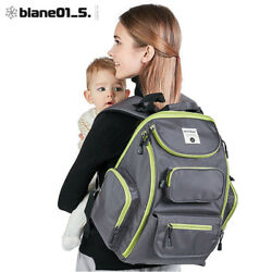 Bags Baby Diaper Backpack Multifunctional Mummy Bag Baby Bag For Stroller Large