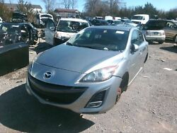 Trunk Decklid Hatch Tailgate Mazda 3 10 11 12 13 Gray Paint Code=38p
