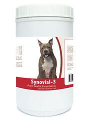 Healthy Breeds American Staffordshire Terrier Synovial-3 Joint Health  240 Ct