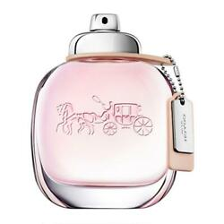 Coach New York By Coach Perfume For Women Edt 3.0 Oz New Tester