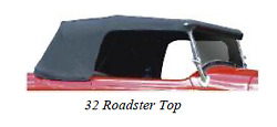 Ford Roadster / Rdstr Pickup Convertible Custom Top Assembly Speedway 1928-1932