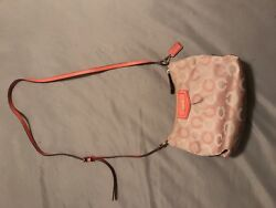 Authentic Crossbody Coach Purse $100.00