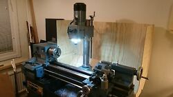 Emco Spindle Led Ring Light Magnetic, Lathe Mill Cnc Bench Machine