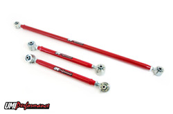 Umi F-body Double Adj. Lower Control Arms And Panhard Bar Kit W/ Roto-joints Cm