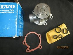 Volvo B16 B18 B20 Water Pump Genuine Original New Old Stock Fits 1975 And Down