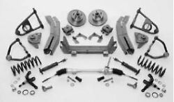Ford Shoe Box Ifs Front End Kit Rhd 1949-1951 Mustang Ii Style