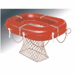 Jim-buoy 12 Man Life Float Boat 78x37x9 With Tape 1212 Cal-june 38 Lbs Yacht