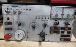 Fanuc Control Panel W/ Pulse Generator A860-0201-t001 From Femco Wncl-35